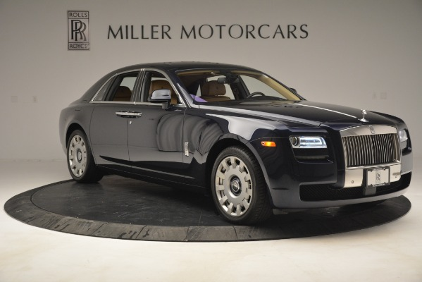 Used 2014 Rolls-Royce Ghost for sale Sold at Pagani of Greenwich in Greenwich CT 06830 11