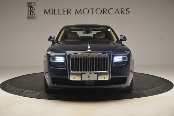 Used 2014 Rolls-Royce Ghost for sale Sold at Pagani of Greenwich in Greenwich CT 06830 12