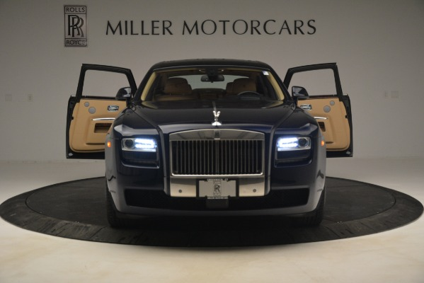 Used 2014 Rolls-Royce Ghost for sale Sold at Pagani of Greenwich in Greenwich CT 06830 13