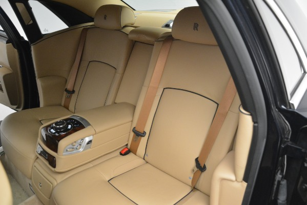 Used 2014 Rolls-Royce Ghost for sale Sold at Pagani of Greenwich in Greenwich CT 06830 21