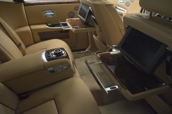 Used 2014 Rolls-Royce Ghost for sale Sold at Pagani of Greenwich in Greenwich CT 06830 22