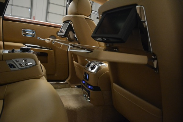 Used 2014 Rolls-Royce Ghost for sale Sold at Pagani of Greenwich in Greenwich CT 06830 23