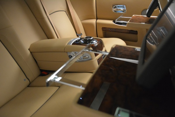 Used 2014 Rolls-Royce Ghost for sale Sold at Pagani of Greenwich in Greenwich CT 06830 24