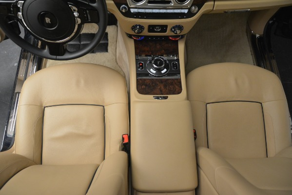 Used 2014 Rolls-Royce Ghost for sale Sold at Pagani of Greenwich in Greenwich CT 06830 27