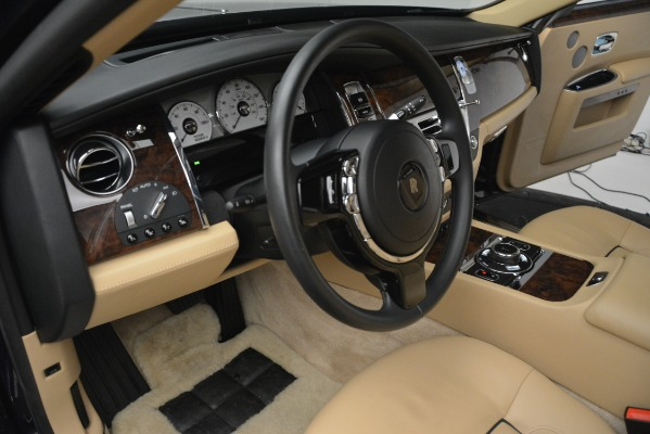 Used 2014 Rolls-Royce Ghost for sale Sold at Pagani of Greenwich in Greenwich CT 06830 28