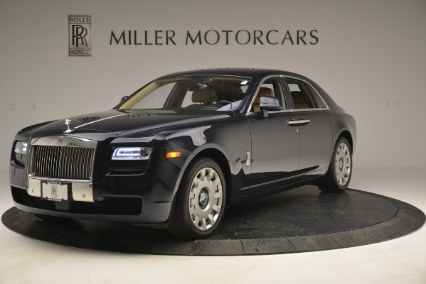 Used 2014 Rolls-Royce Ghost for sale Sold at Pagani of Greenwich in Greenwich CT 06830 3