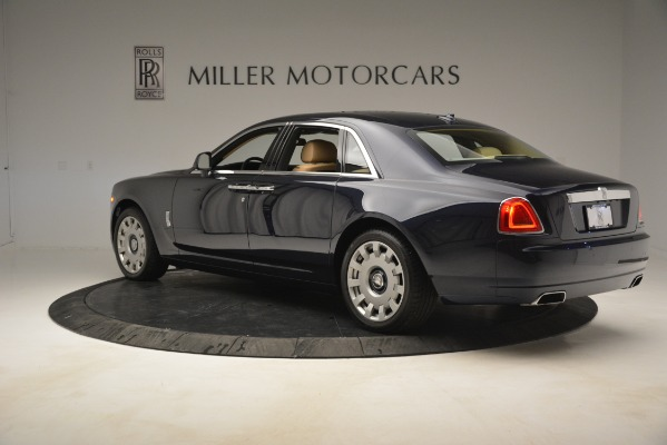 Used 2014 Rolls-Royce Ghost for sale Sold at Pagani of Greenwich in Greenwich CT 06830 5
