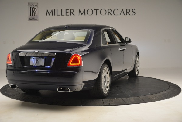 Used 2014 Rolls-Royce Ghost for sale Sold at Pagani of Greenwich in Greenwich CT 06830 7