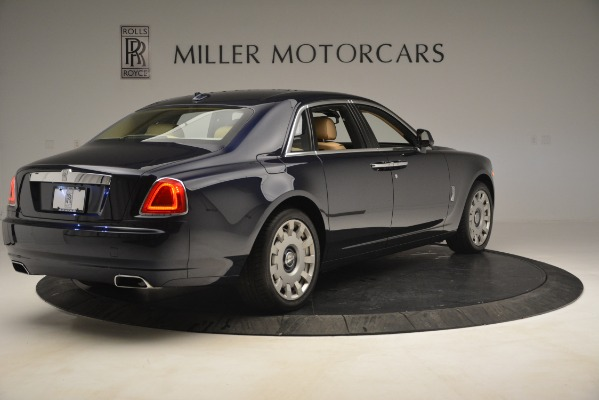 Used 2014 Rolls-Royce Ghost for sale Sold at Pagani of Greenwich in Greenwich CT 06830 8