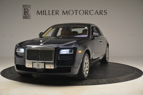 Used 2014 Rolls-Royce Ghost for sale Sold at Pagani of Greenwich in Greenwich CT 06830 1