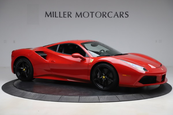 Used 2018 Ferrari 488 GTB for sale $245,900 at Pagani of Greenwich in Greenwich CT 06830 10