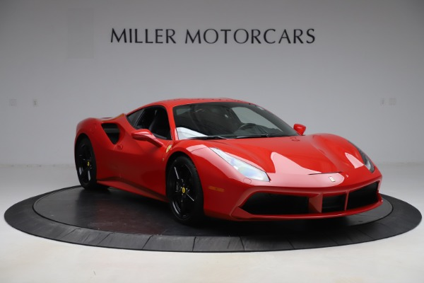 Used 2018 Ferrari 488 GTB for sale $245,900 at Pagani of Greenwich in Greenwich CT 06830 11