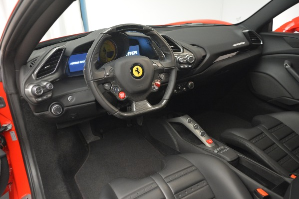 Used 2018 Ferrari 488 GTB for sale $245,900 at Pagani of Greenwich in Greenwich CT 06830 16