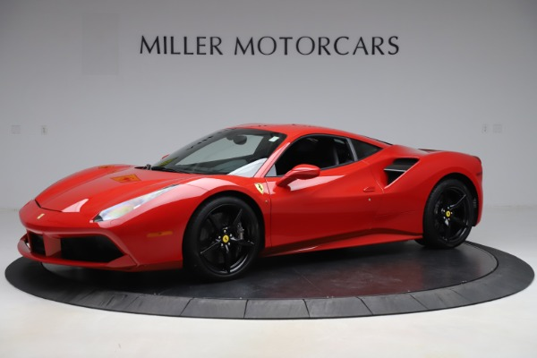 Used 2018 Ferrari 488 GTB for sale $245,900 at Pagani of Greenwich in Greenwich CT 06830 2