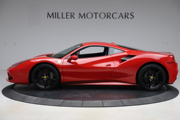 Used 2018 Ferrari 488 GTB for sale $245,900 at Pagani of Greenwich in Greenwich CT 06830 3