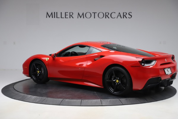 Used 2018 Ferrari 488 GTB for sale $245,900 at Pagani of Greenwich in Greenwich CT 06830 4