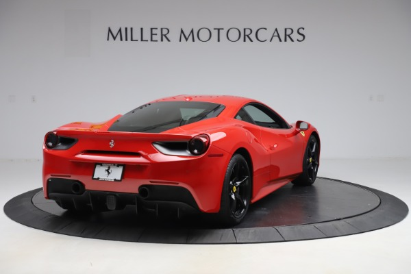 Used 2018 Ferrari 488 GTB for sale $245,900 at Pagani of Greenwich in Greenwich CT 06830 7