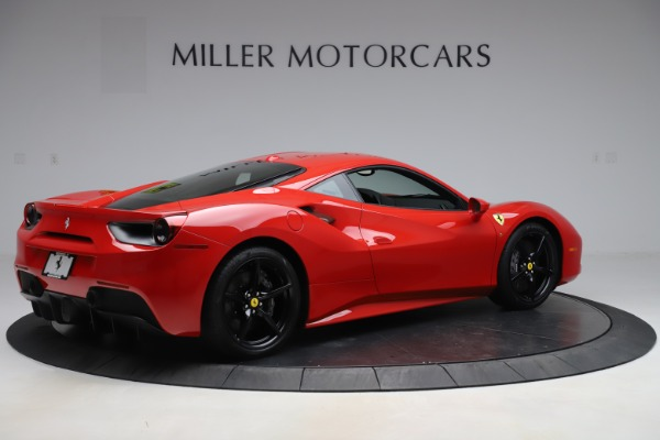 Used 2018 Ferrari 488 GTB for sale $245,900 at Pagani of Greenwich in Greenwich CT 06830 8