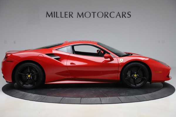 Used 2018 Ferrari 488 GTB for sale $245,900 at Pagani of Greenwich in Greenwich CT 06830 9
