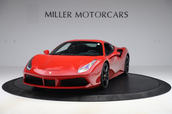 Used 2018 Ferrari 488 GTB for sale $245,900 at Pagani of Greenwich in Greenwich CT 06830 1