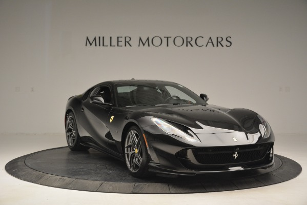 Used 2018 Ferrari 812 Superfast for sale $335,900 at Pagani of Greenwich in Greenwich CT 06830 11