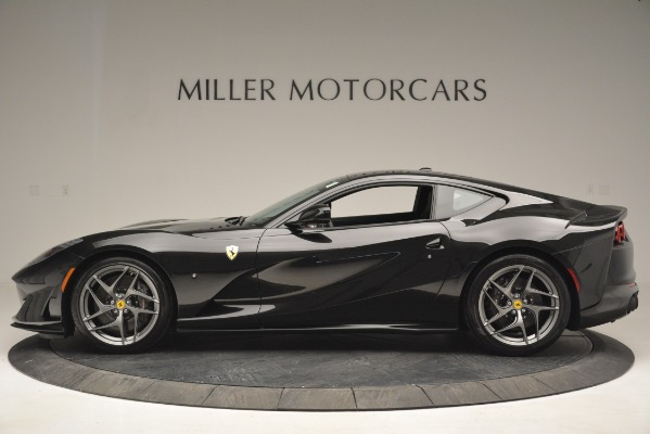 Used 2018 Ferrari 812 Superfast for sale $335,900 at Pagani of Greenwich in Greenwich CT 06830 3