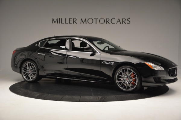 Used 2015 Maserati Quattroporte GTS for sale Sold at Pagani of Greenwich in Greenwich CT 06830 10