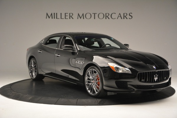 Used 2015 Maserati Quattroporte GTS for sale Sold at Pagani of Greenwich in Greenwich CT 06830 11
