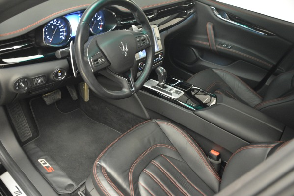 Used 2015 Maserati Quattroporte GTS for sale Sold at Pagani of Greenwich in Greenwich CT 06830 14