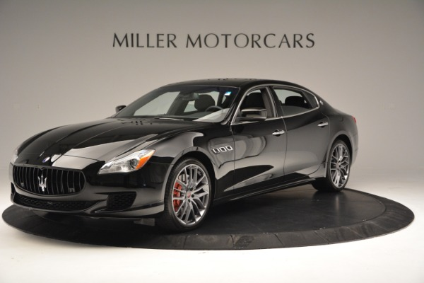 Used 2015 Maserati Quattroporte GTS for sale Sold at Pagani of Greenwich in Greenwich CT 06830 2