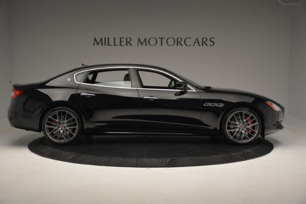Used 2015 Maserati Quattroporte GTS for sale Sold at Pagani of Greenwich in Greenwich CT 06830 9