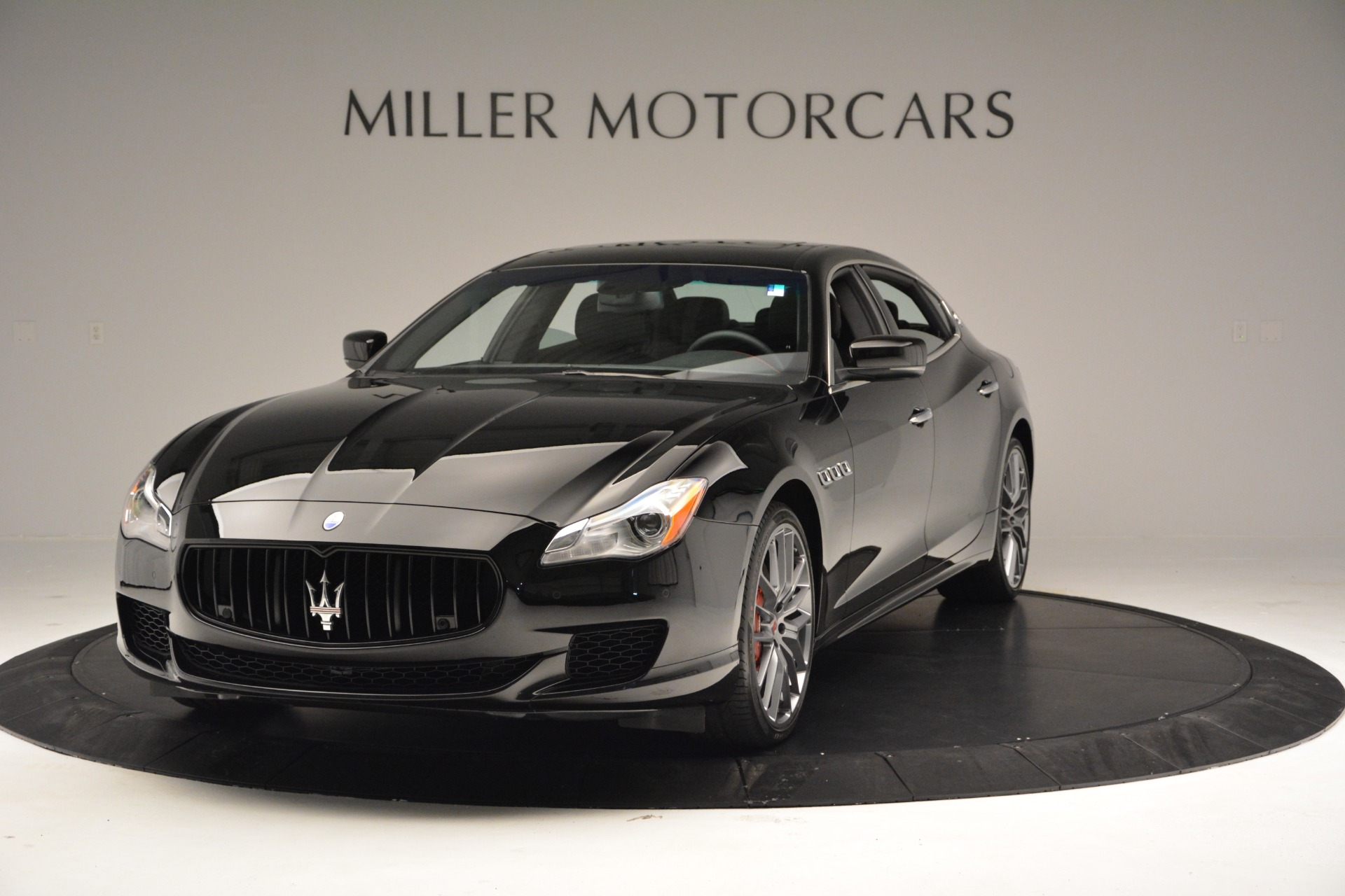 Used 2015 Maserati Quattroporte GTS for sale Sold at Pagani of Greenwich in Greenwich CT 06830 1