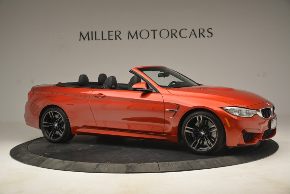Used 2016 BMW M4 for sale Sold at Pagani of Greenwich in Greenwich CT 06830 11