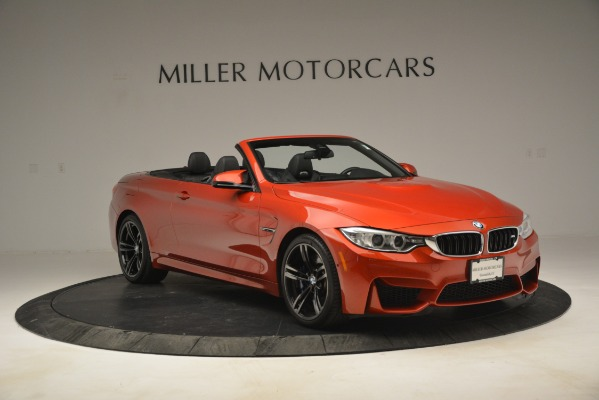 Used 2016 BMW M4 for sale Sold at Pagani of Greenwich in Greenwich CT 06830 12