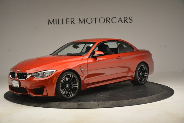 Used 2016 BMW M4 for sale Sold at Pagani of Greenwich in Greenwich CT 06830 13