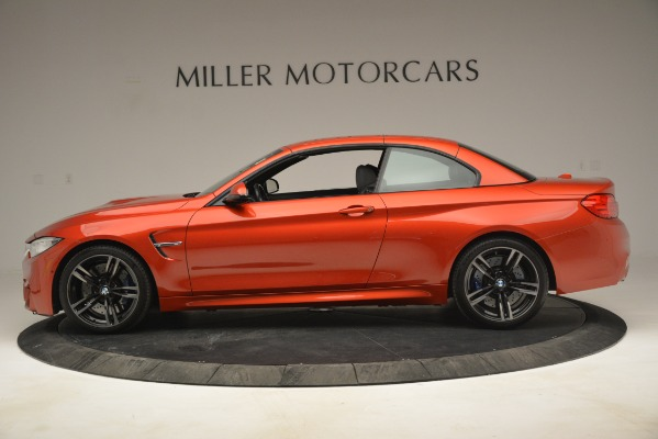 Used 2016 BMW M4 for sale Sold at Pagani of Greenwich in Greenwich CT 06830 14