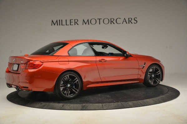 Used 2016 BMW M4 for sale Sold at Pagani of Greenwich in Greenwich CT 06830 15