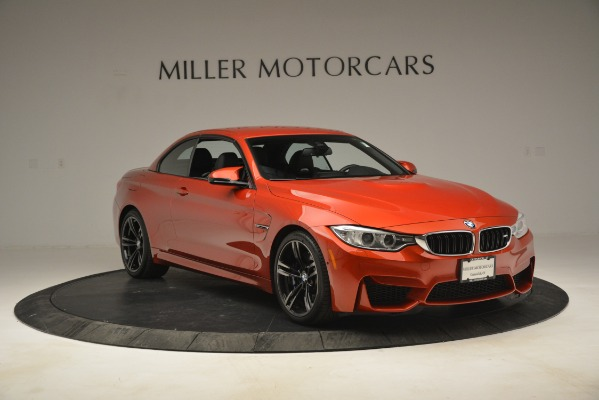 Used 2016 BMW M4 for sale Sold at Pagani of Greenwich in Greenwich CT 06830 17