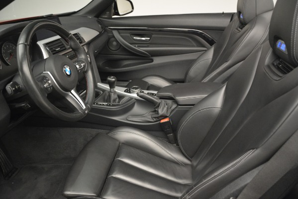 Used 2016 BMW M4 for sale Sold at Pagani of Greenwich in Greenwich CT 06830 19