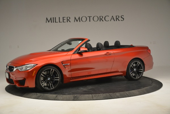 Used 2016 BMW M4 for sale Sold at Pagani of Greenwich in Greenwich CT 06830 2