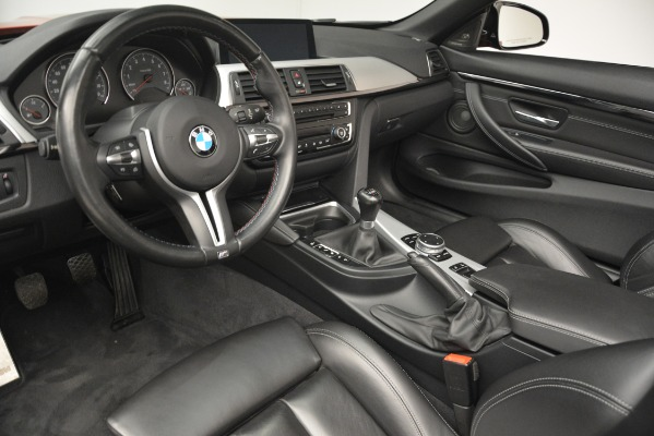Used 2016 BMW M4 for sale Sold at Pagani of Greenwich in Greenwich CT 06830 20