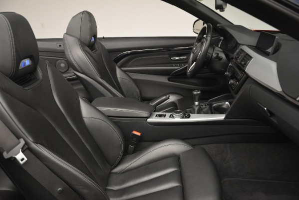 Used 2016 BMW M4 for sale Sold at Pagani of Greenwich in Greenwich CT 06830 23
