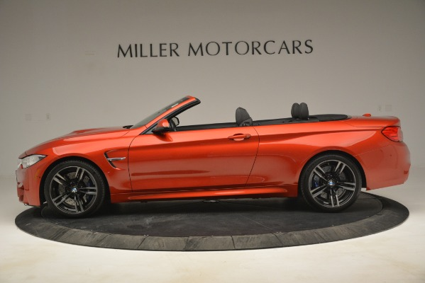 Used 2016 BMW M4 for sale Sold at Pagani of Greenwich in Greenwich CT 06830 3