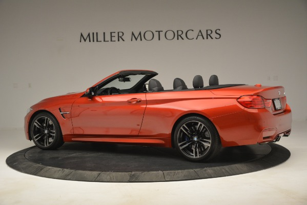Used 2016 BMW M4 for sale Sold at Pagani of Greenwich in Greenwich CT 06830 4