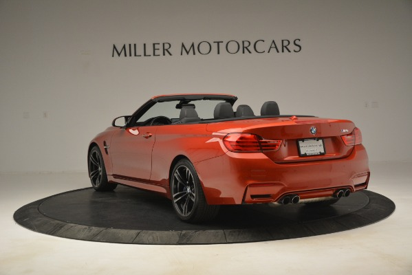 Used 2016 BMW M4 for sale Sold at Pagani of Greenwich in Greenwich CT 06830 5