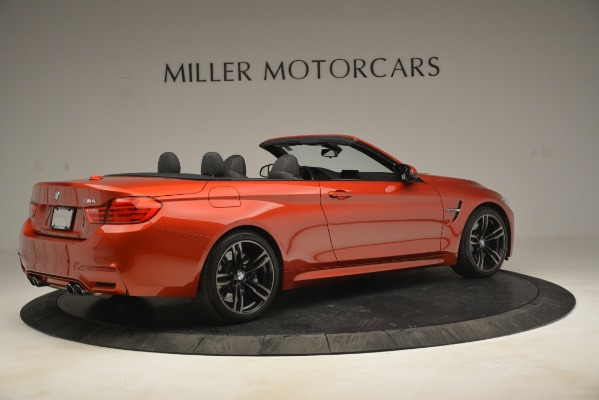 Used 2016 BMW M4 for sale Sold at Pagani of Greenwich in Greenwich CT 06830 9