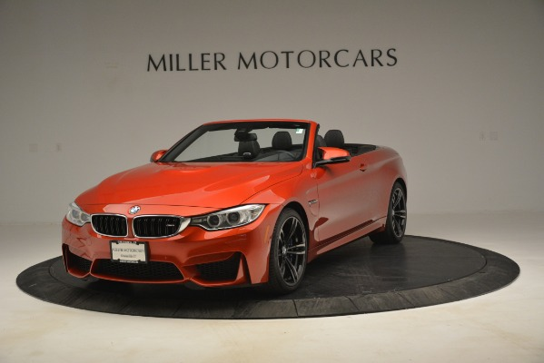Used 2016 BMW M4 for sale Sold at Pagani of Greenwich in Greenwich CT 06830 1