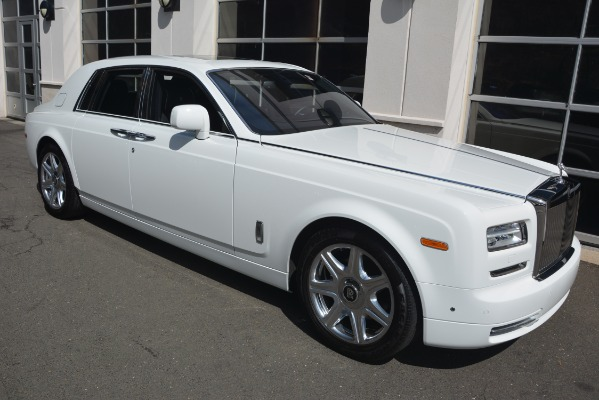 Used 2014 Rolls-Royce Phantom for sale Sold at Pagani of Greenwich in Greenwich CT 06830 12