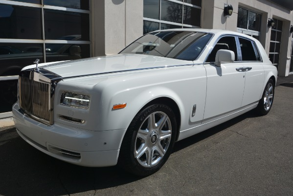 Used 2014 Rolls-Royce Phantom for sale Sold at Pagani of Greenwich in Greenwich CT 06830 2