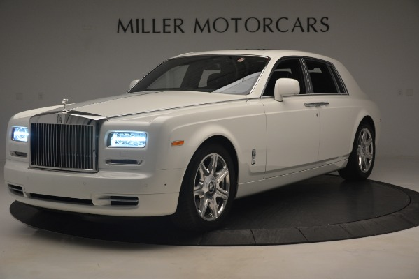 Used 2014 Rolls-Royce Phantom for sale Sold at Pagani of Greenwich in Greenwich CT 06830 1